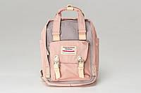 Рюкзак для мамы Heine 10198 gray-rose