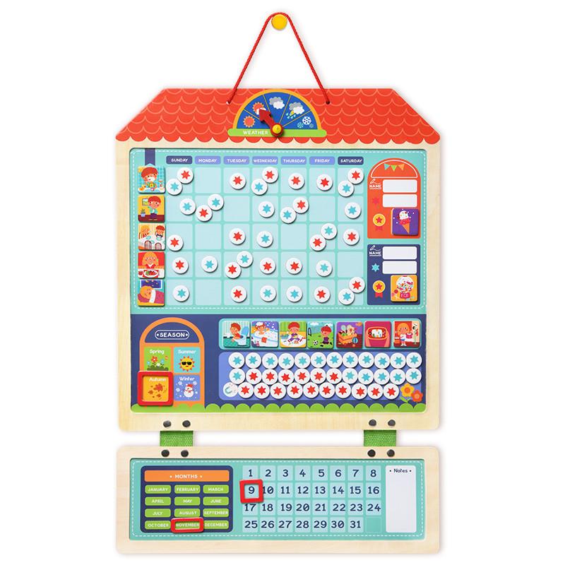 """Календарь """"Распорядок дня"""" MiDeer Toys"""