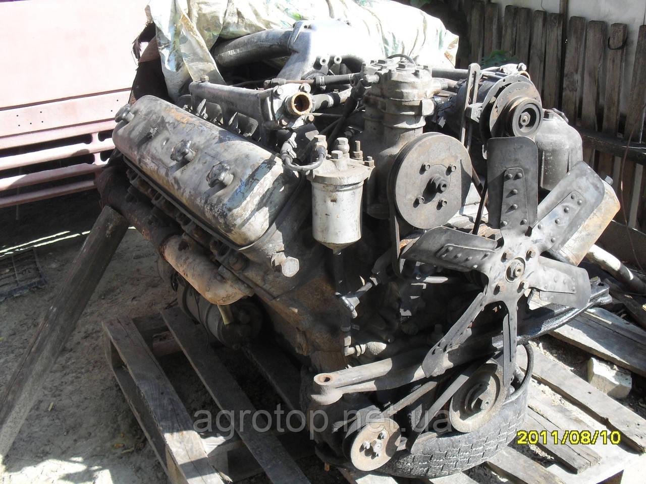 Двигатель ямз 238Д-1