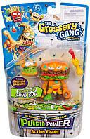 Игровой набор Moose Grossery Gang S3 Брудо Хавчик, 2 фигурки (69052)