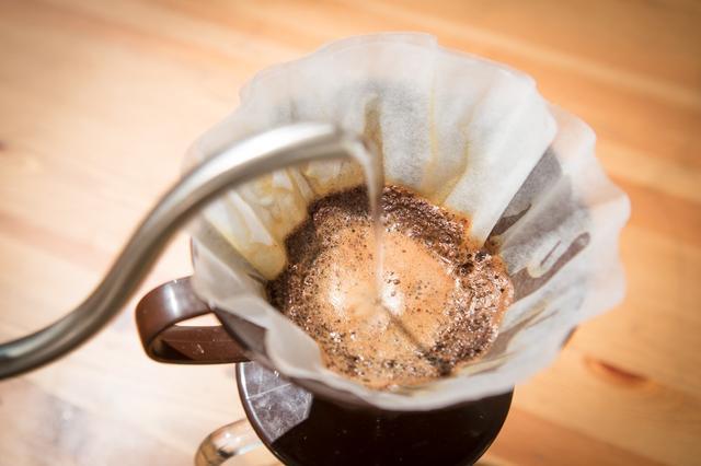 приготовления кофе альтернативным способом в пуроевер