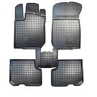Полиуретановые коврики для Renault Logan II 2013- (AVTO-GUMM)