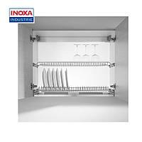 Сушка для посуды, 450 мм, хром  с рамой (701/45Х) - Inoxa (Италия)