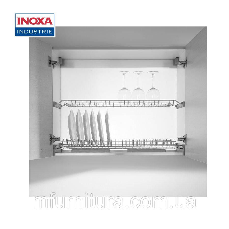 Сушка для посуды, 700 мм, хром  с рамой (701/70Х) - Inoxa (Италия)