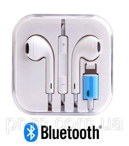 Наушники Lightning Bluetooth, фото 1