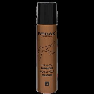 Тонуючий спрей для ніг і тіла Sora Cosmetics Bebak #03 75 мл (4310003)
