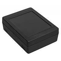 Корпус Z80 ABS  (37.85x89.25x118.95мм, матеріал ABS пластик, колір чорний)