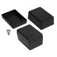 Корпус Z24 PS (37.7x47.3x66.4мм, матеріал пластик, колір чорний)