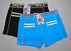 Трусы мужские боксеры Drole хлопок M (48-50) раз (R876)