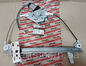 Стеклоподъемник передний левый электрический Dacia Solenza (Breckner BK73204)(среднее качество)