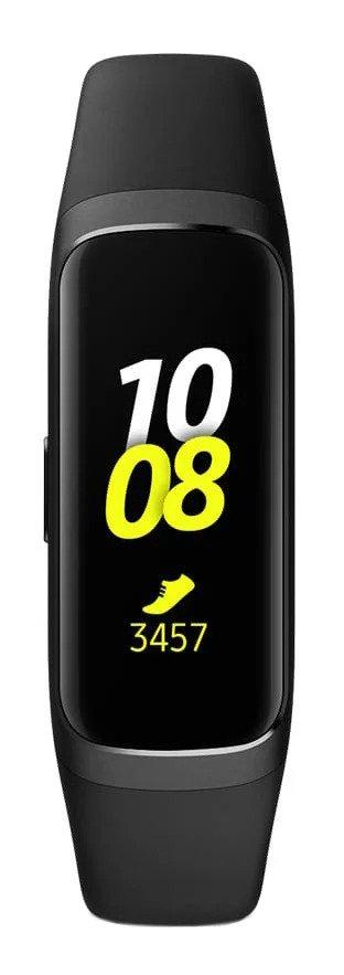 Фитнес-трекер Samsung Galaxy Fit Black (SM-R370NZKASEK) UA