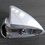 Стеклодержатель пеликан средний М 50х50 мм. матовый хром, фото 7