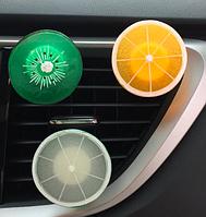 Автомобільний ароматизатор повітря голуби 3 кольори + таблетка пахучка