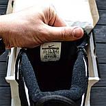 Мужские кроссовки Air More Uptempo black. Живое фото (Реплика ААА+), фото 5
