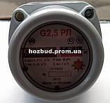 Газовый счетчик роторный Ямполь G2.5, фото 2