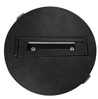 Врезной шинопровод для одного трекового светильника, Recessed Monopoint Track