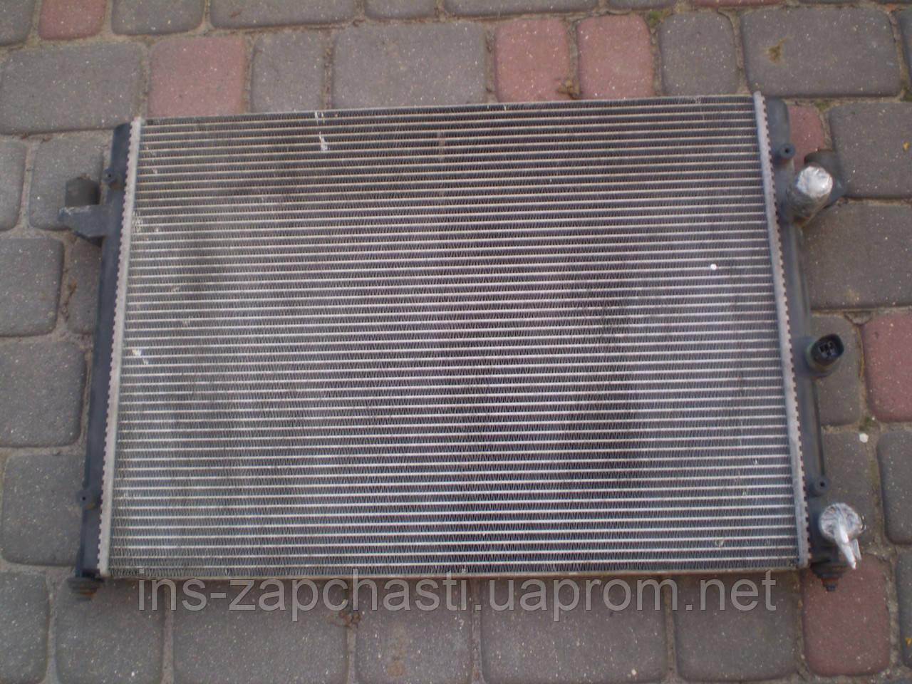 Радиатор охлаждения 7M3 121 253 A Sharan. 2,8 GALAXY. Alhambra. Skoda, AUDI 2000-2010 / 862488E / RA1170