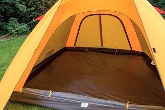 4-х местная палатка с алюминиевыми стойками P-Series 210T65D, фото 2