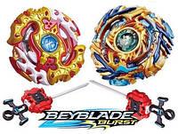 Игровой набор Beyblade Burst Спрайзен Реквием против Фафнира 7997