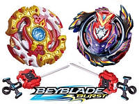 Игровой набор Beyblade Burst Спрайзен Реквием против VALKYRIE MUGEN7996