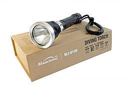 Фонарь MagicShine MJ-810в CREE XM-L  2 светофильтрами