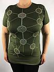 Летняя женская футболка, Пр-во Турция, фото 3