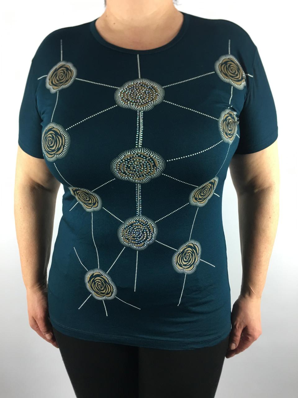 Летняя женская футболка, Пр-во Турция