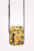 Сумка через плечо мессенджер M3 TRADITIONAL YE Urban Planet (сумка женская, сумка мужская, сумки, почтальонка)