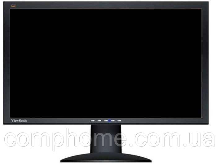 "Б/У Монитор ViewSonic VG2227WM / 22"" / 1920x1080 / TN / 16:9 / VGA DVI-D / VESA 100 / Черный"