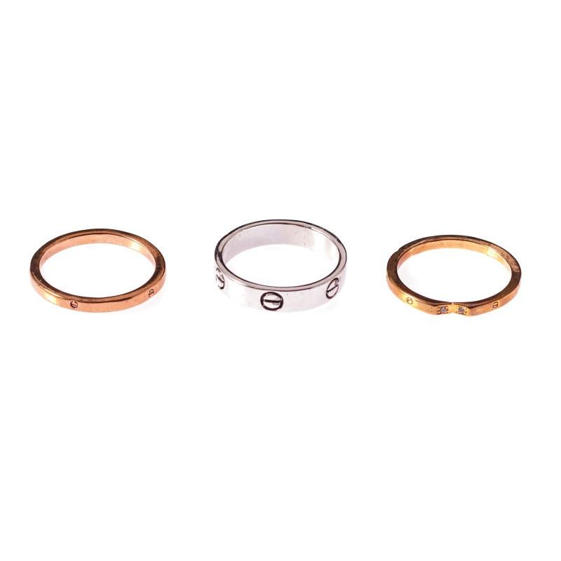 Кольцо Трио