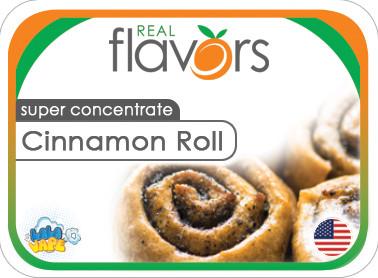 Ароматизатор Real Flavors Cinnamon Roll (Коричневый ролл)