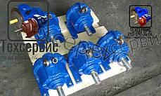 Мотор - редуктор 3МП 40 - 45 с электродвигателем 1,1/1500, фото 3