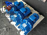 Мотор - редуктор 3МП 40 - 45 с эл. двиг. 1,1/1500
