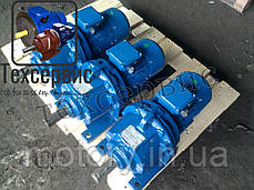 Мотор - редуктор 3МП 40 - 45 с электродвигателем 1,1/1500, фото 2