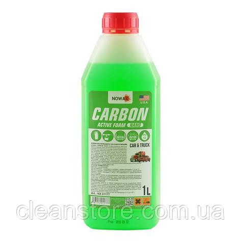 Активная пена NOWAX CARBON Active Foam Nano 1л NX01177, фото 2