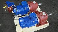 Мотор - редуктор 3МП 40 - 22,4 с эл. двиг. 0,75/1000, фото 1
