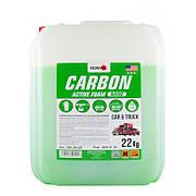 Активна піна NOWAX Active Carbon Foam Nano 22 кг NX20125
