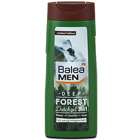 Гель для душа Balea Men 3in1 Deep Forest 300 мл