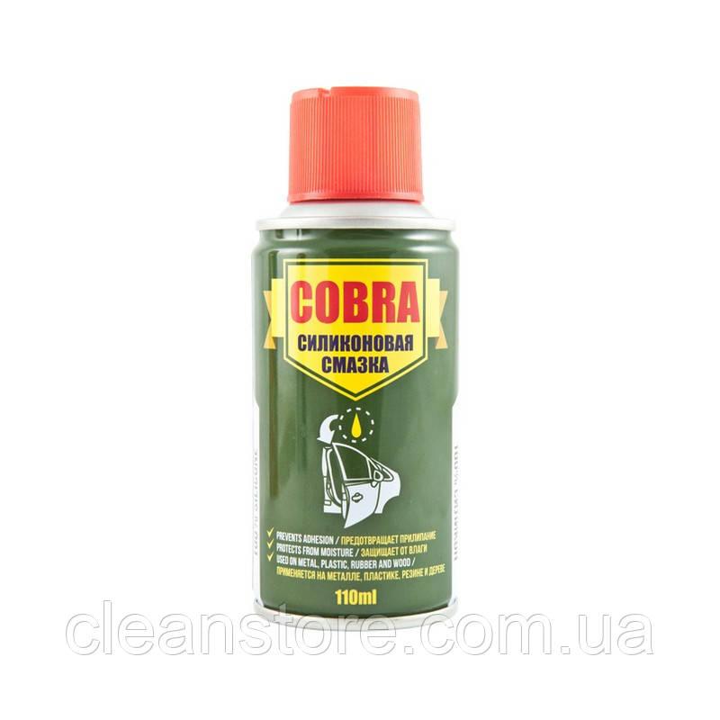 Универсальная силиконовая смазка (спрей) Cobra 110мл NX11200