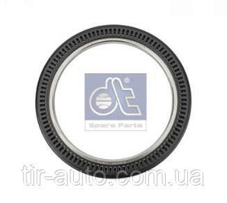 Сальник ступицы задней MAN L/M 2000, TGM TGA/TGS/TGX ( 132x172x12 мм с АБС) ( Diesel Technic ) 3.60110