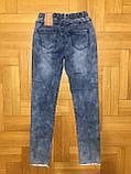 Модные рваные джинсы, джеггинсы для девочек р 152, 164, Grace 80604, фото 2