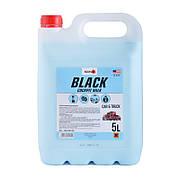 Полироль молочко для пластика NOWAX BLACK Cocpit Milk NX05125 5л