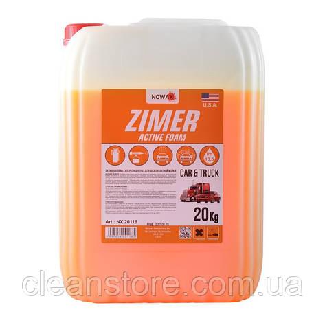 Активна піна NOWAX ZIMER Active Foam NX20118 20кг, фото 2