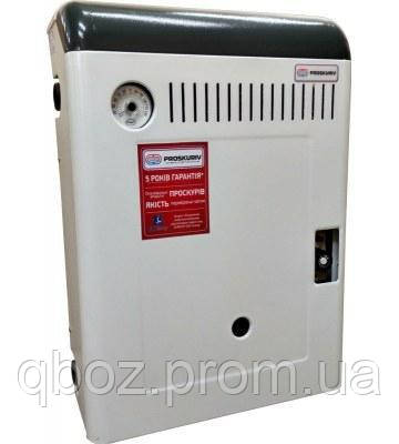 Газовый парапетный (бездымоходный) котел Проскуров АОГВ-10 кВт одноконтурный