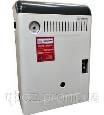 Газовый напольный парапетный котел Проскуров АОГВ-13 кВт + ГВС