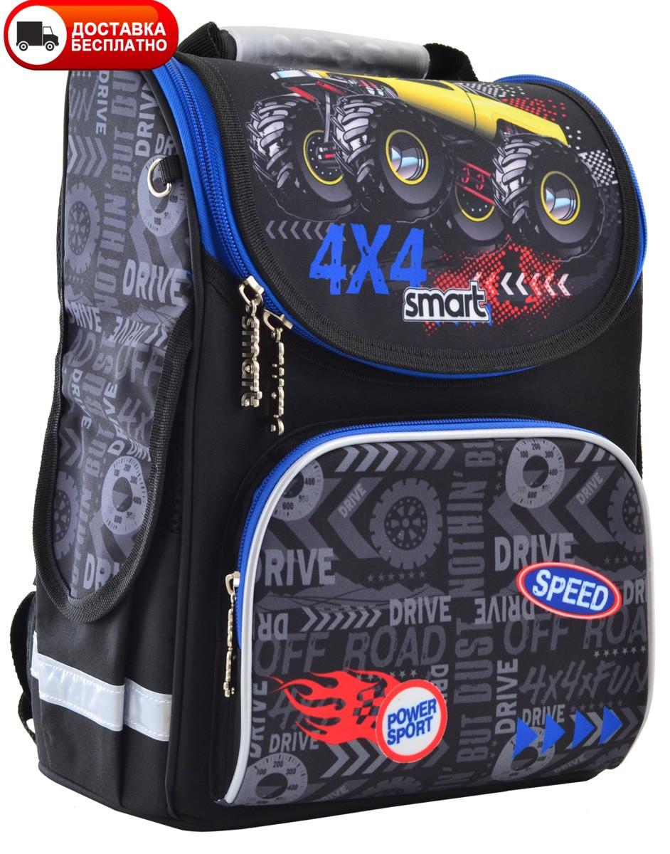 Рюкзак SMART 555999 каркасный PG-11 Speed 4*4