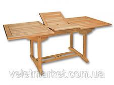 Прямокутний стіл GENTLE