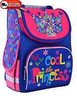Рюкзак SMART 555906 каркасный PG-11 Cool Princess, фото 1