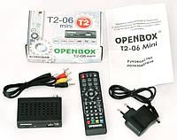Цифровой эфирный DVB-T2 приемник Openbox T2-06 Mini