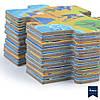 """Напольный пазл """"Карта мира"""" - 100 элементов MiDeer Toys, фото 4"""